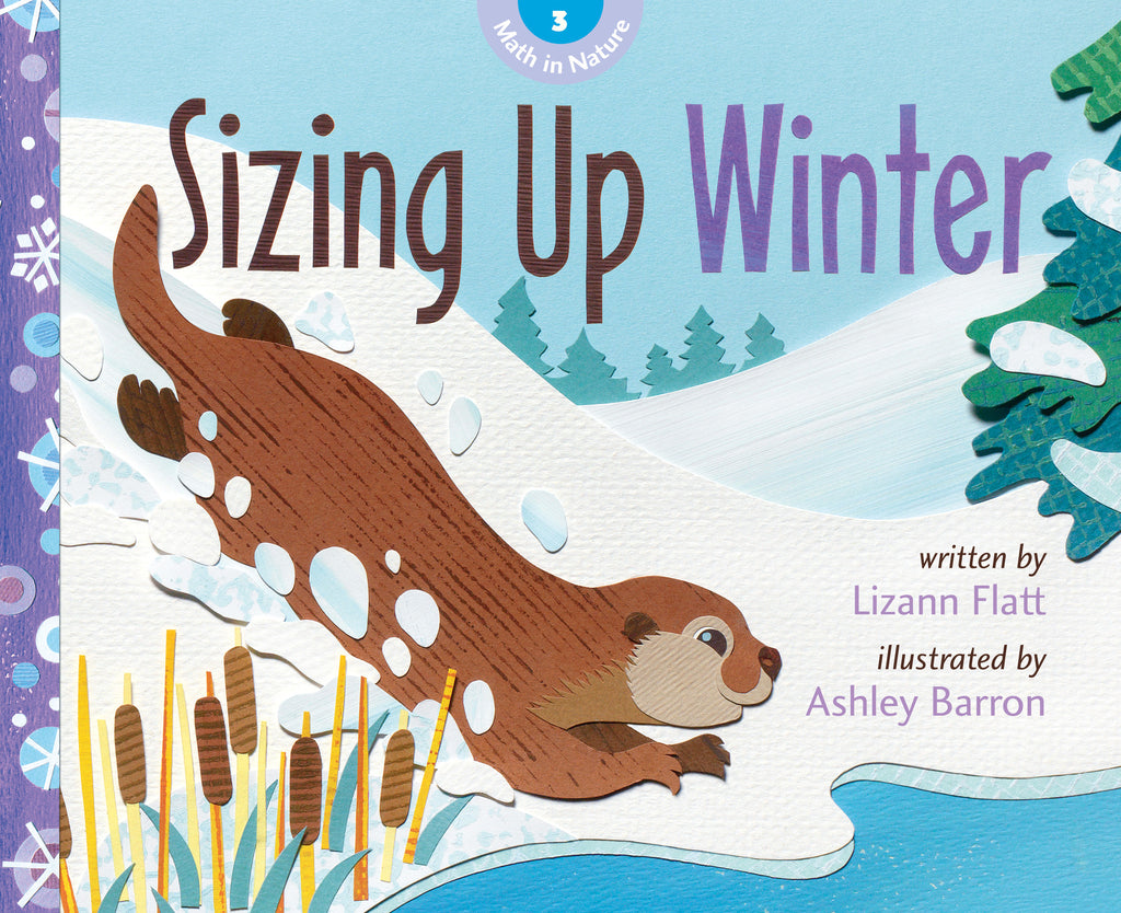 Sizing Up Winter - Owlkids - Reading for kids and literacy resources for parents made fun. Books helping kids to learn.