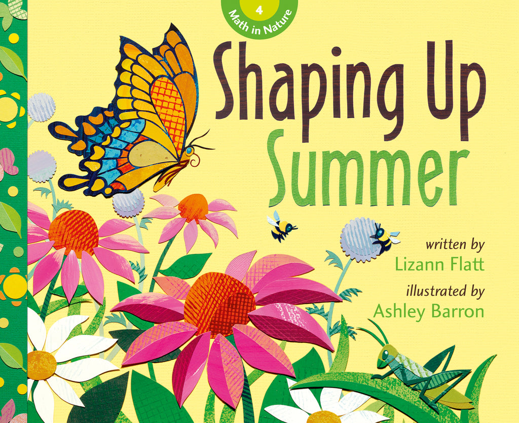 Shaping Up Summer - Owlkids - Reading for kids and literacy resources for parents made fun. Books helping kids to learn.