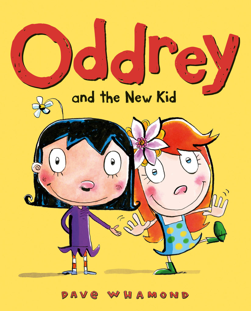 Oddrey and the New Kid - Owlkids - Reading for kids and literacy resources for parents made fun. Books helping kids to learn.
