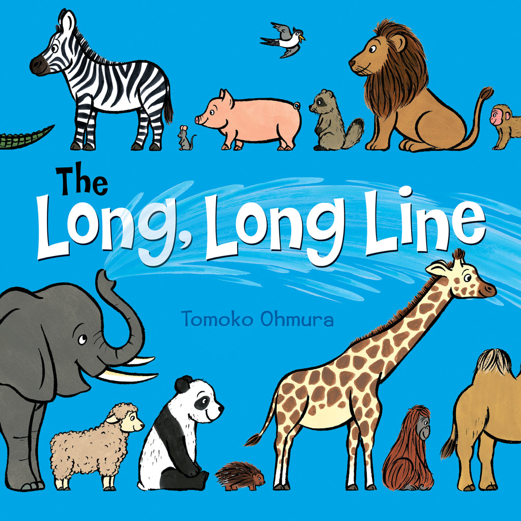 The Long, Long Line - Owlkids - Reading for kids and literacy resources for parents made fun. Books helping kids to learn.