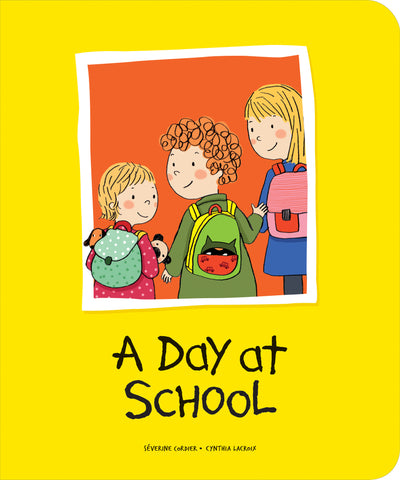 A Day at School // Bundle_TEST_2016