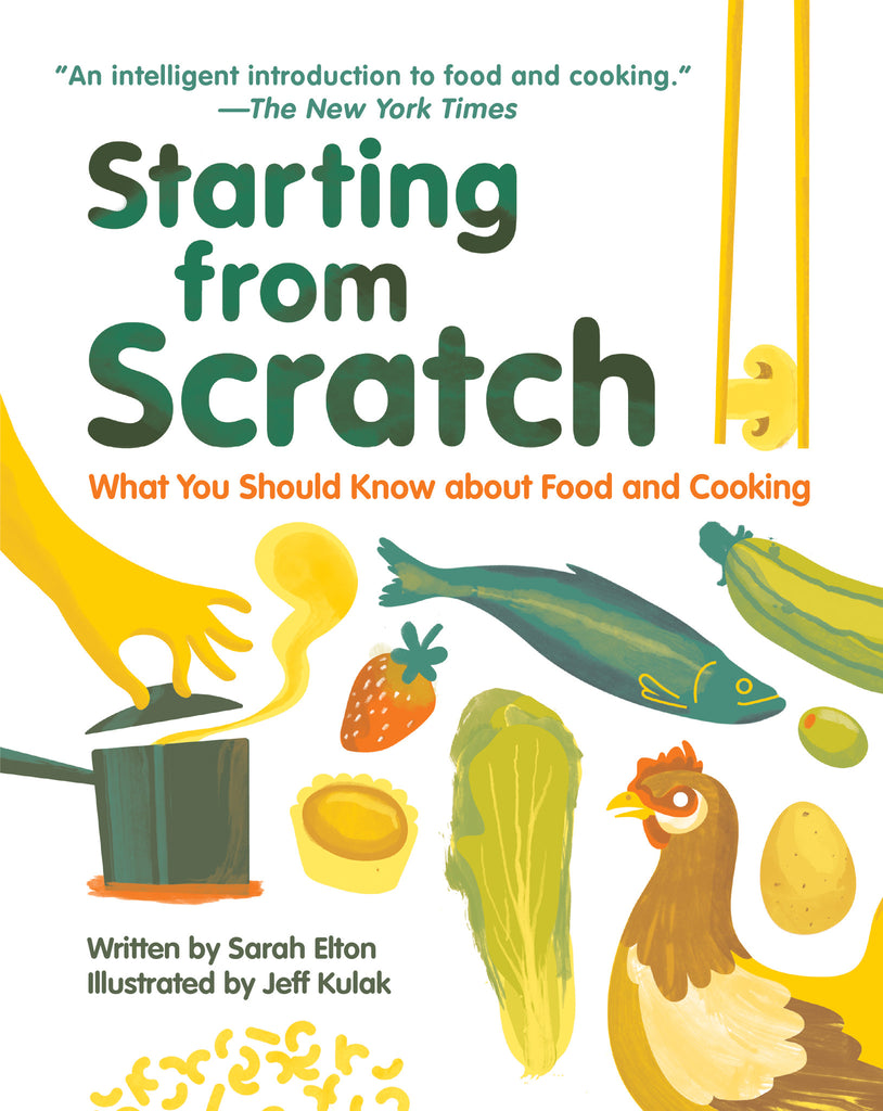 Starting from Scratch - Owlkids - Reading for kids and literacy resources for parents made fun. Books helping kids to learn.