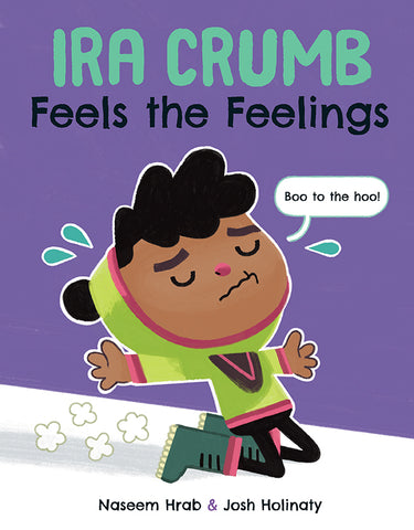Ira Crumb Feels the Feelings