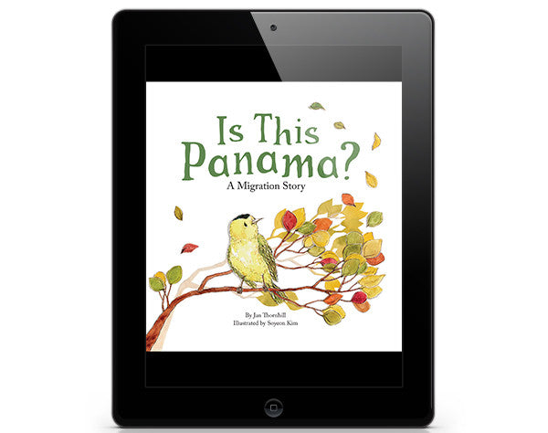 Is This Panama? - ebook - Owlkids - Reading for kids and literacy resources for parents made fun. Books_Digital helping kids to learn.