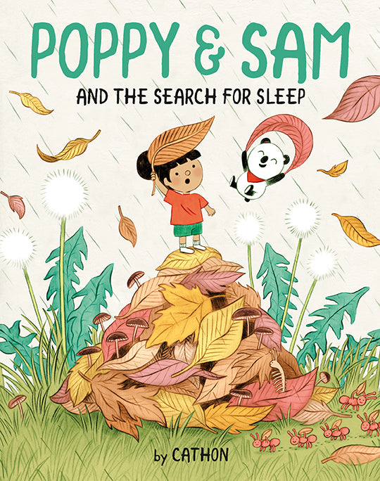 Poppy and Sam and the Search for Sleep