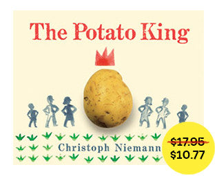 The Potato King // fall sale - Owlkids - Reading for kids and literacy resources for parents made fun. Books helping kids to learn.