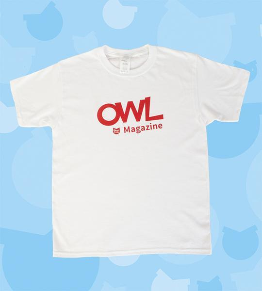 OWL T-Shirt, size M // Black Friday // OWL Gift Bundle - size M