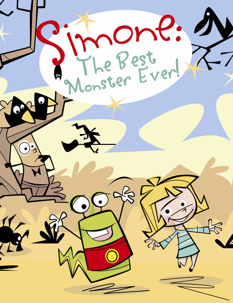 Simone: The Best Monster Ever! - Owlkids - Reading for kids and literacy resources for parents made fun. Books helping kids to learn.