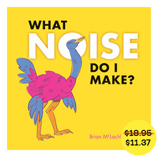 What Noise Do I Make? // fall sale - Owlkids - Reading for kids and literacy resources for parents made fun. Books helping kids to learn.