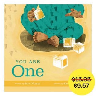 You Are One // fall sale - Owlkids - Reading for kids and literacy resources for parents made fun. Books helping kids to learn.