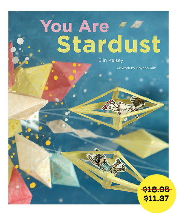 You Are Stardust // fall sale - Owlkids - Reading for kids and literacy resources for parents made fun. Books helping kids to learn.