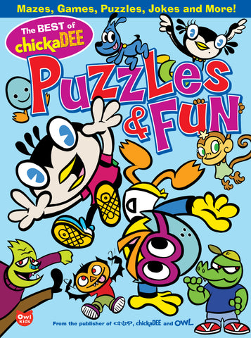 chickaDEE Puzzles & Fun Vol. 1