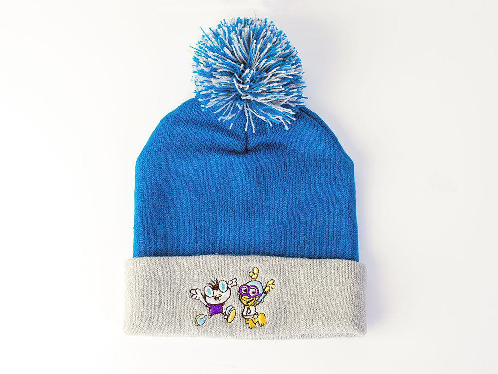 chickaDEE Toque // Chickadee Winter Bundle