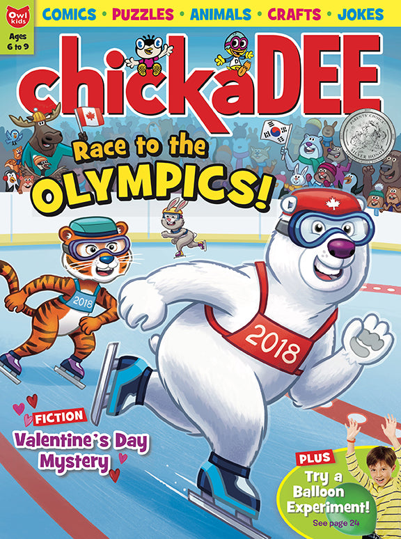 chickaDEE Magazine - January/February 2018