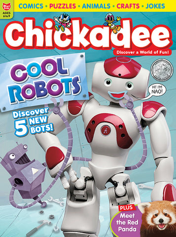 Chickadee Magazine - January/February 2020