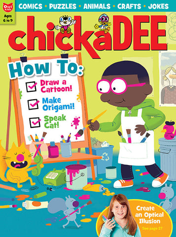 chickaDEE Magazine - March 2017