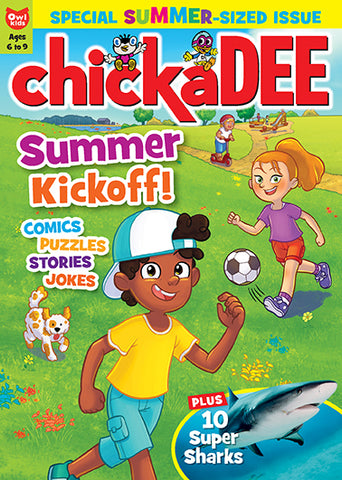 chickaDEE Magazine - Summer 2018