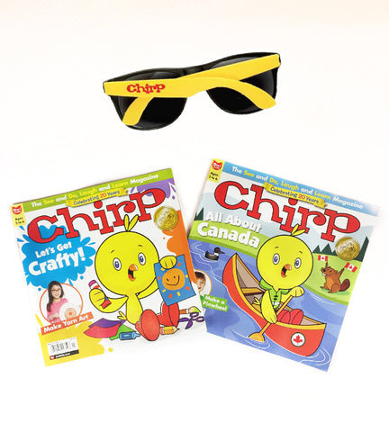 Chirp Summer Bundle //Chirp Summer Bundle