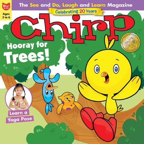 Chirp Magazine - April 2017