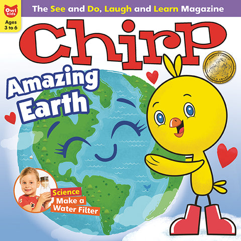 Chirp Magazine - April 2019