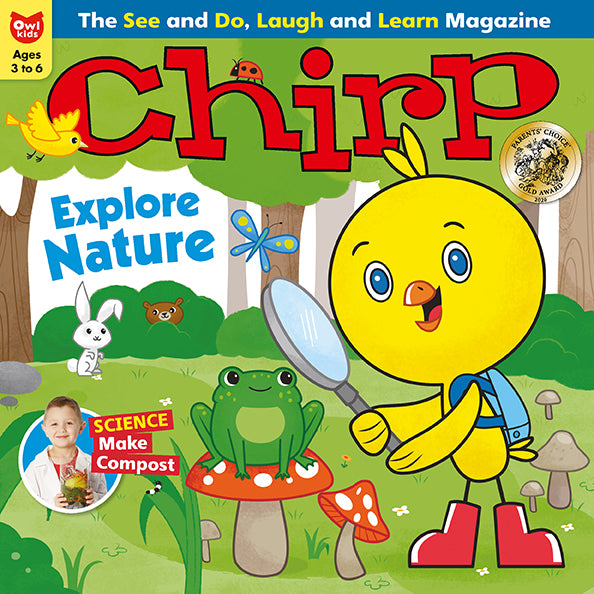 Chirp Magazine - April 2020