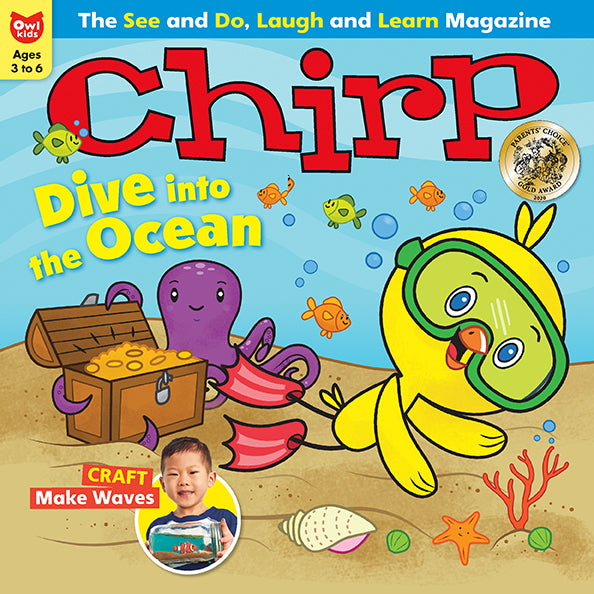 Chirp Magazine - June 2020
