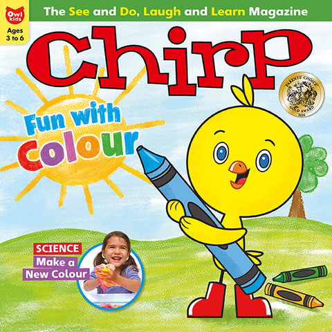 Chirp Magazine - March 2021