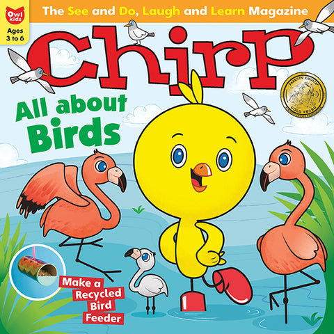 Chirp Magazine - May 2019