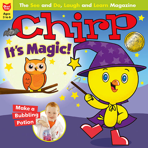 Chirp Magazine - October 2018