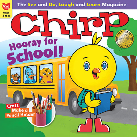 Chirp Magazine - September 2019