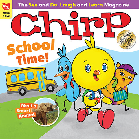 Chirp Magazine - September 2020