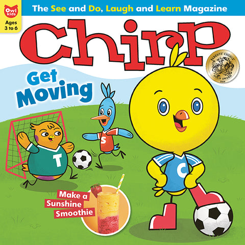 Chirp Magazine - Summer 2020