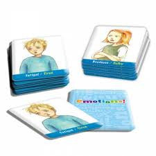 Memory Game Emotions - Owlkids - Reading for kids and literacy resources for parents made fun. Books helping kids to learn. - 3