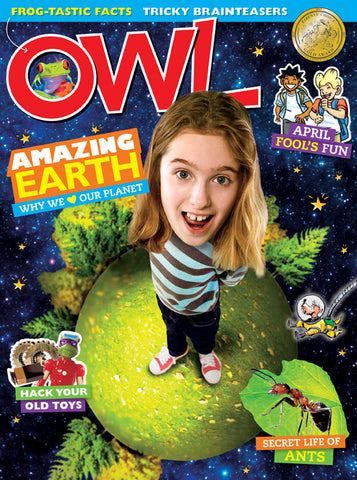 OWL Magazine - April 2017
