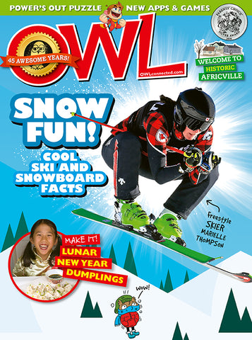OWL Magazine - January/February 2021