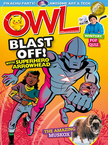 OWL Magazine - January/February 2019