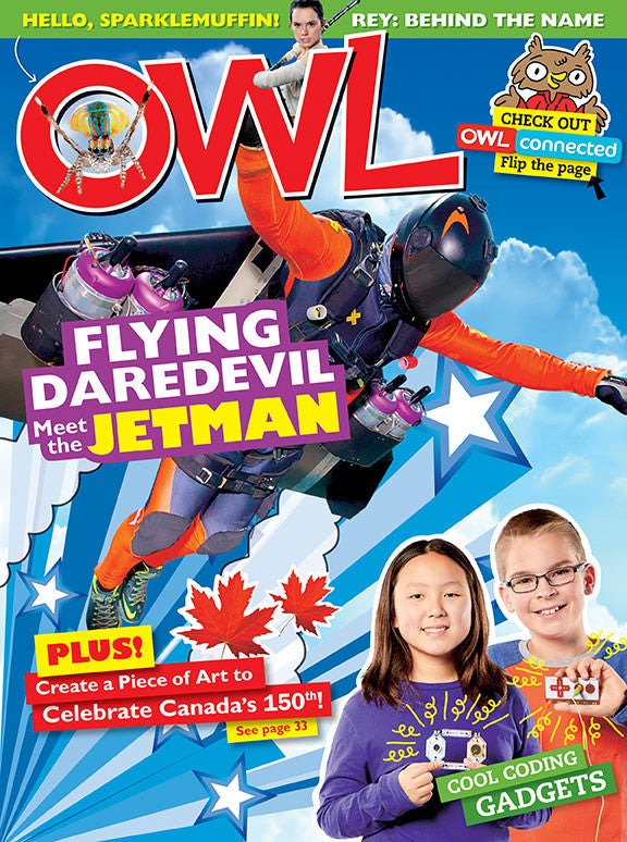 OWL Magazine - March 2017