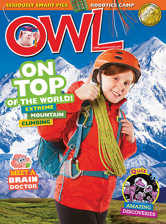 OWL Magazine - March 2019