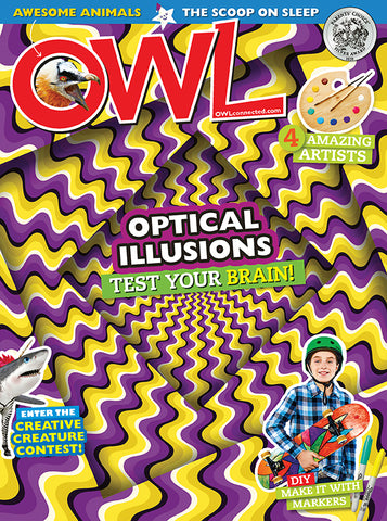 OWL Magazine - March 2020