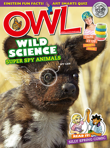 OWL Magazine - March 2021