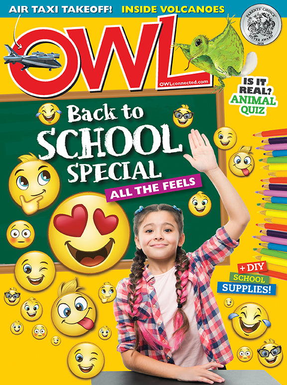 OWL Magazine - September 2020