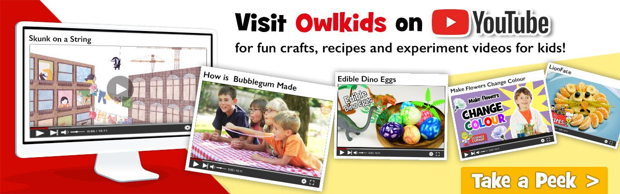 Owlkids on YouTube