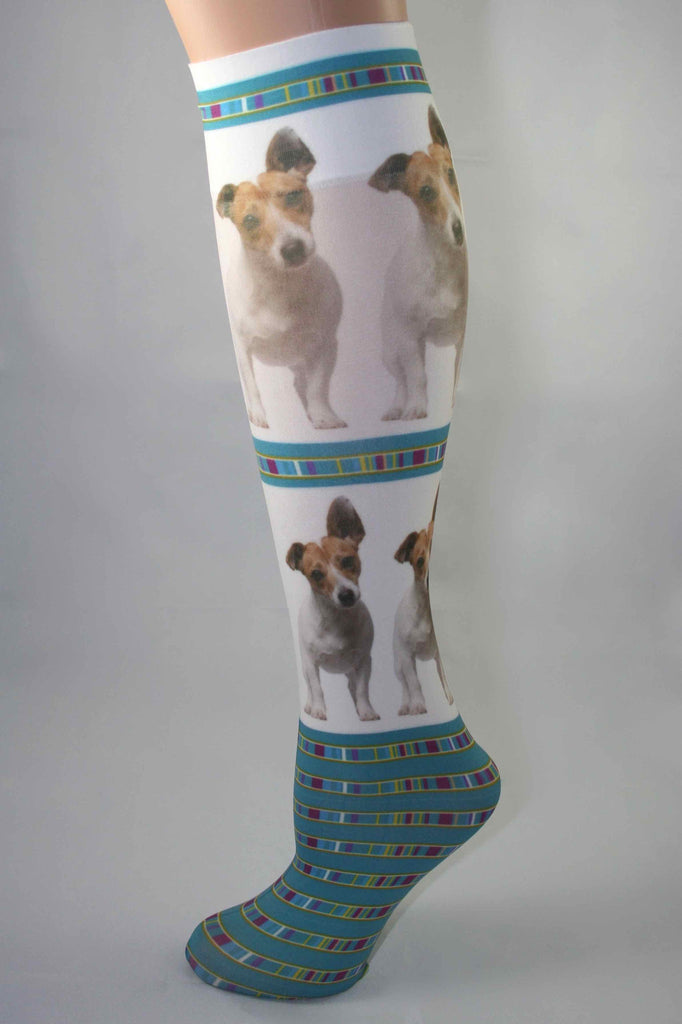 Jack Russell Terrier Boot Sock