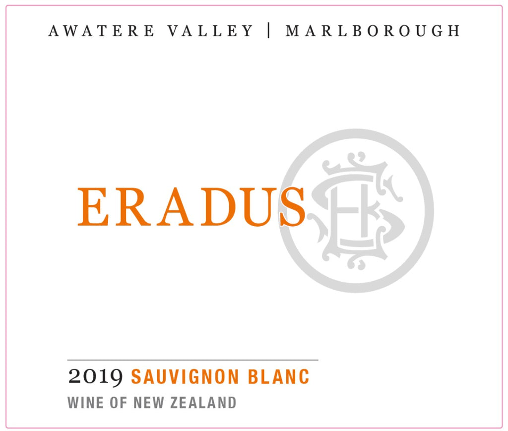 Eradus Sauvignon Blanc is now available at LCBO Vintages $19.95