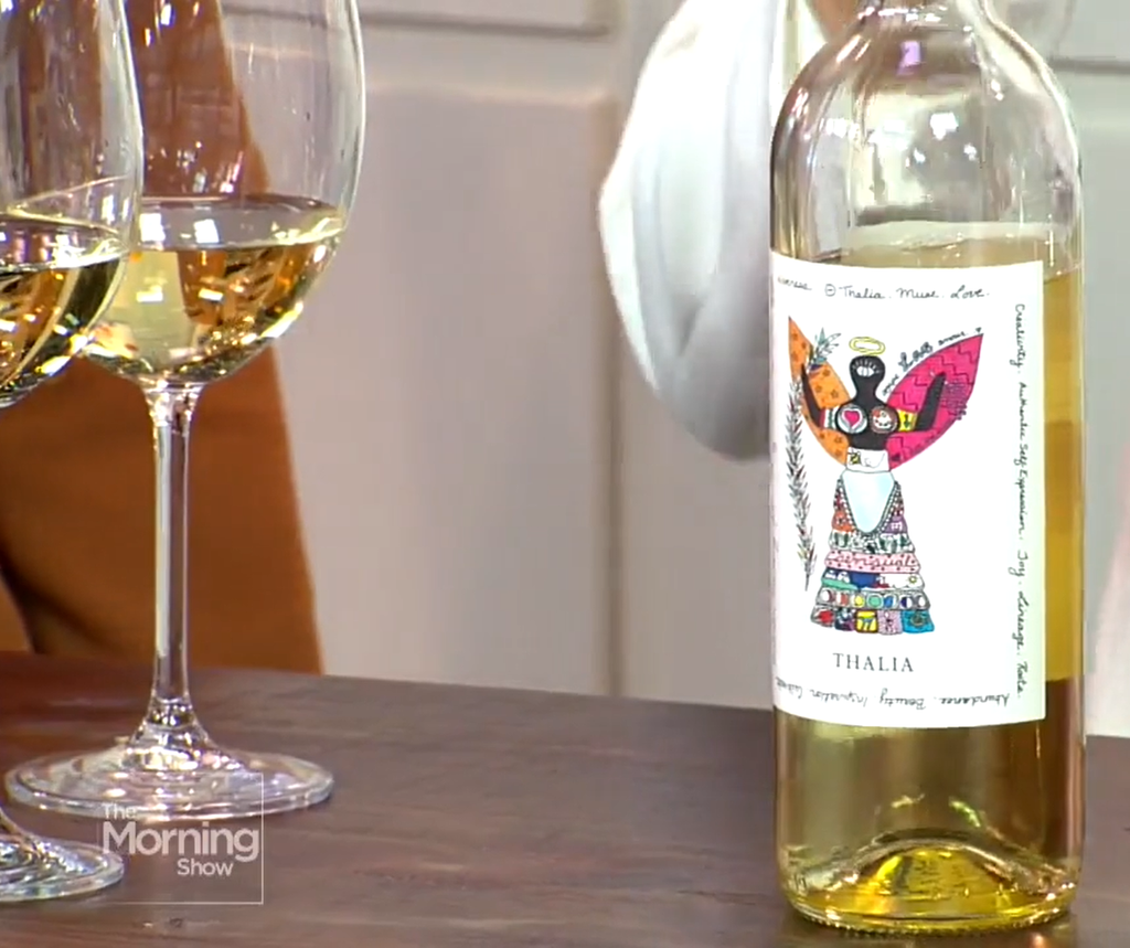 Can you guess which wines prices is higher? episode from The Morning Show on Global TV