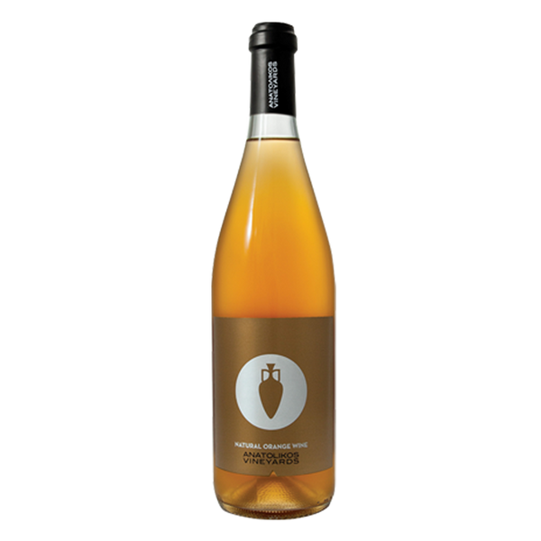 Anatolikos Orange Wine (6 bottle minimum)