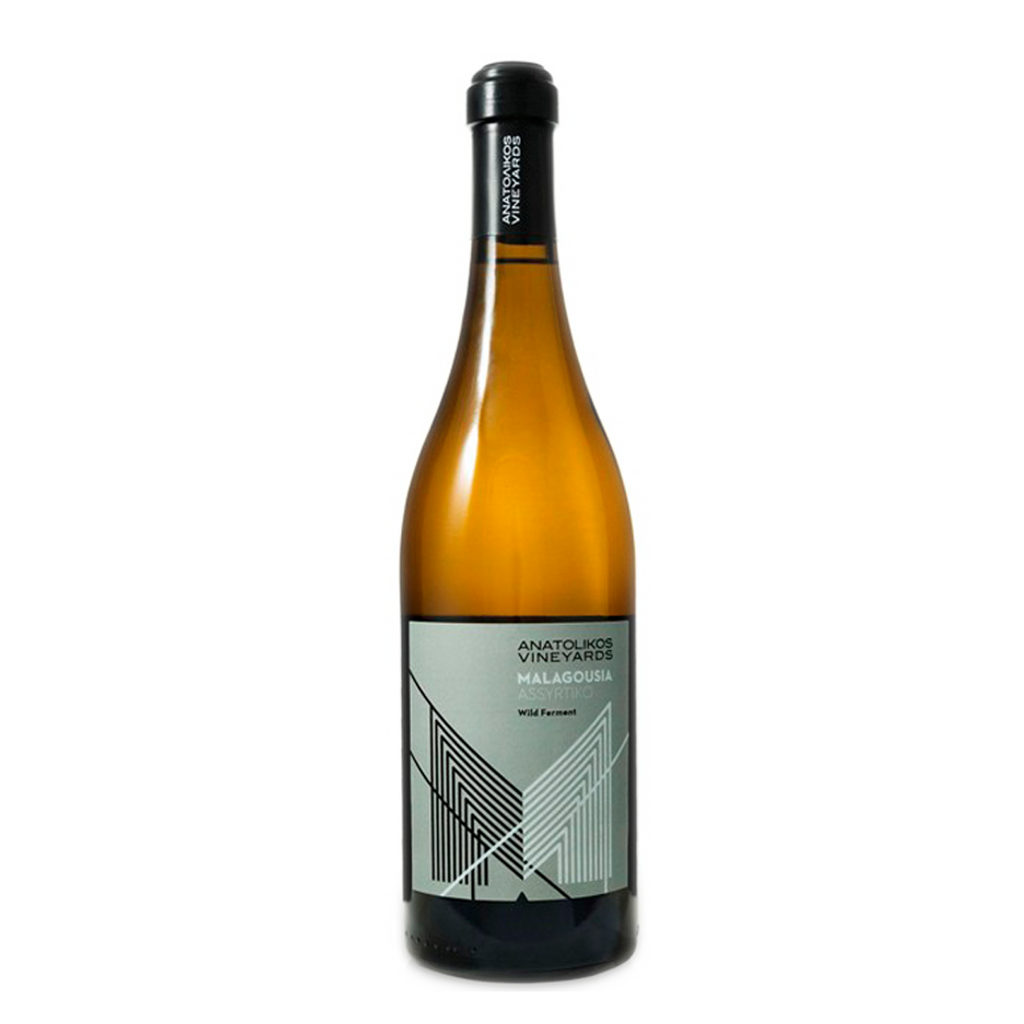 Anatolikos Malagouzia Wild Ferment (12 bottle minimum)