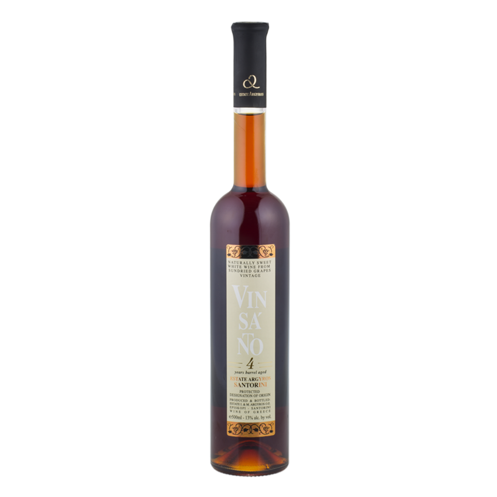 Estate Argyros Santorini Vinsanto 4 Year Barrel Aged (3 bottle minimum)