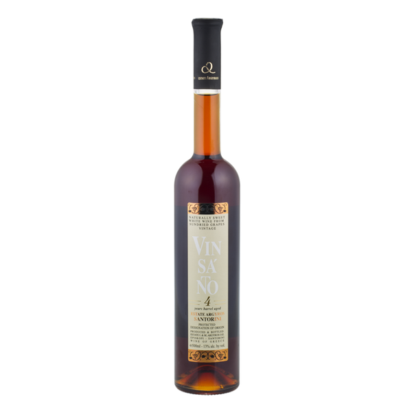 Argyros Santorini Vinsanto 4 Year Barrel Aged (3 bottle minimum)