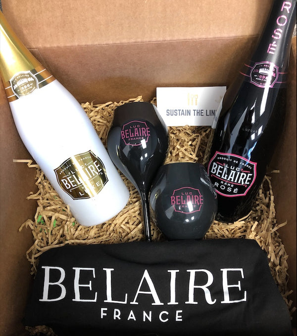 Belaire Bubbles Mothers Day gift box
